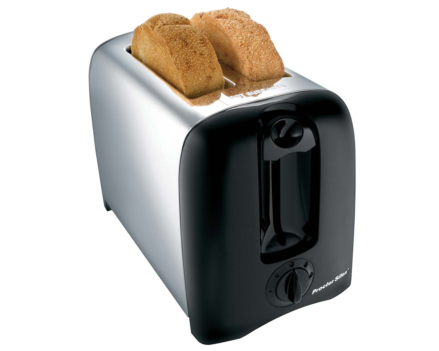 2-Slice Cool-Wall Toaster (black)