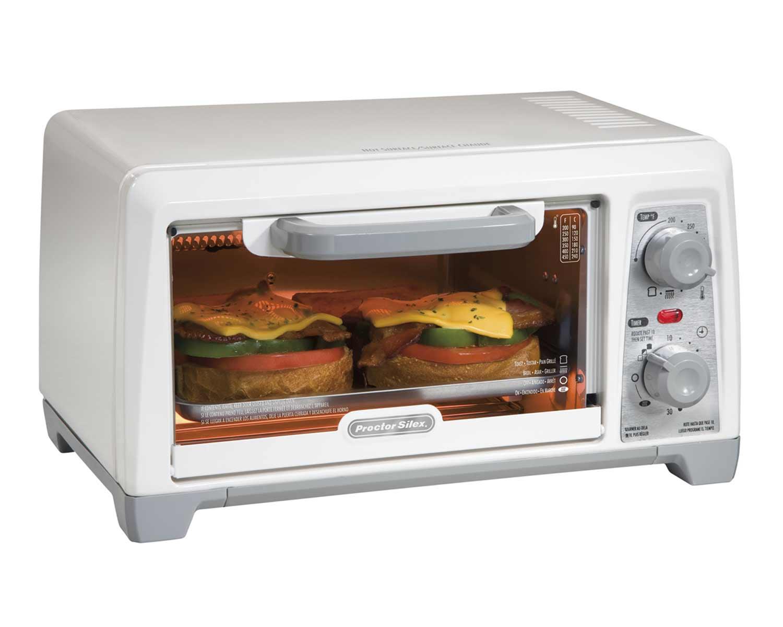 Toaster Oven (white)