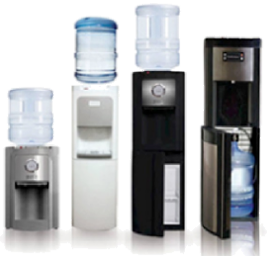 For Water Dispensers & Coolers: