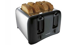 4-Slice Cool-Wall Toaster (24608Y)