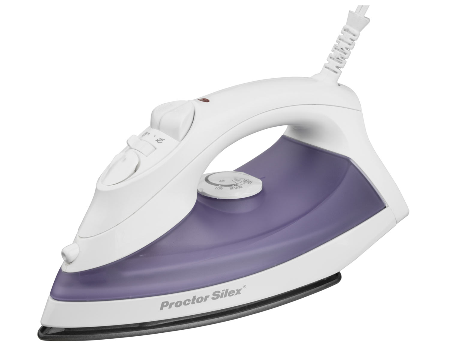Nonstick Iron (purple)-17201 Small Size
