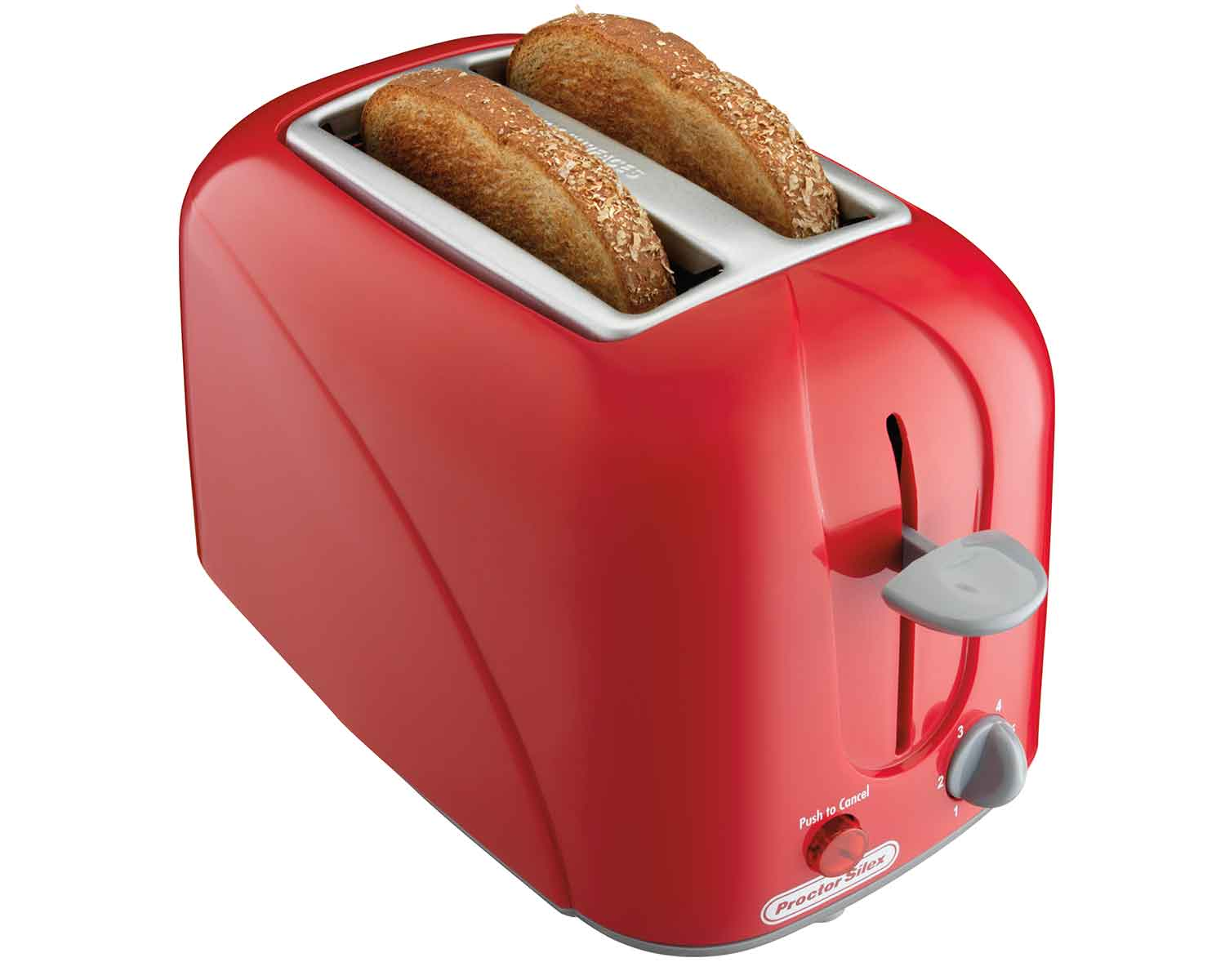 2-Slice Toaster (red)-22204