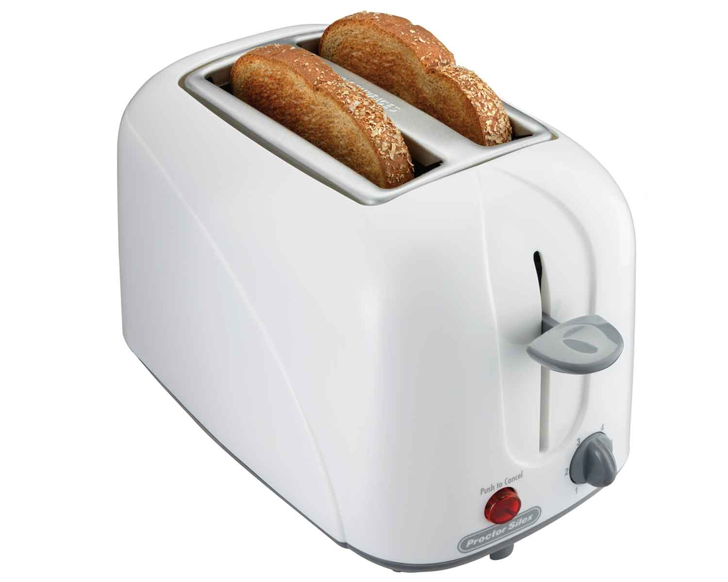 2-Slice Toaster (white)-22209