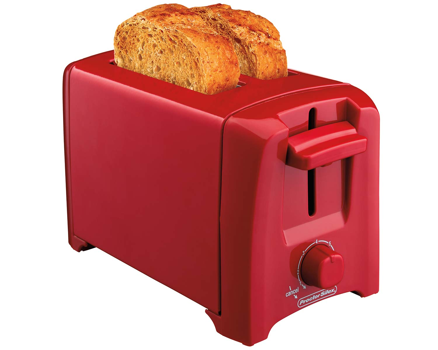 2 Slice Toaster (red)-22620