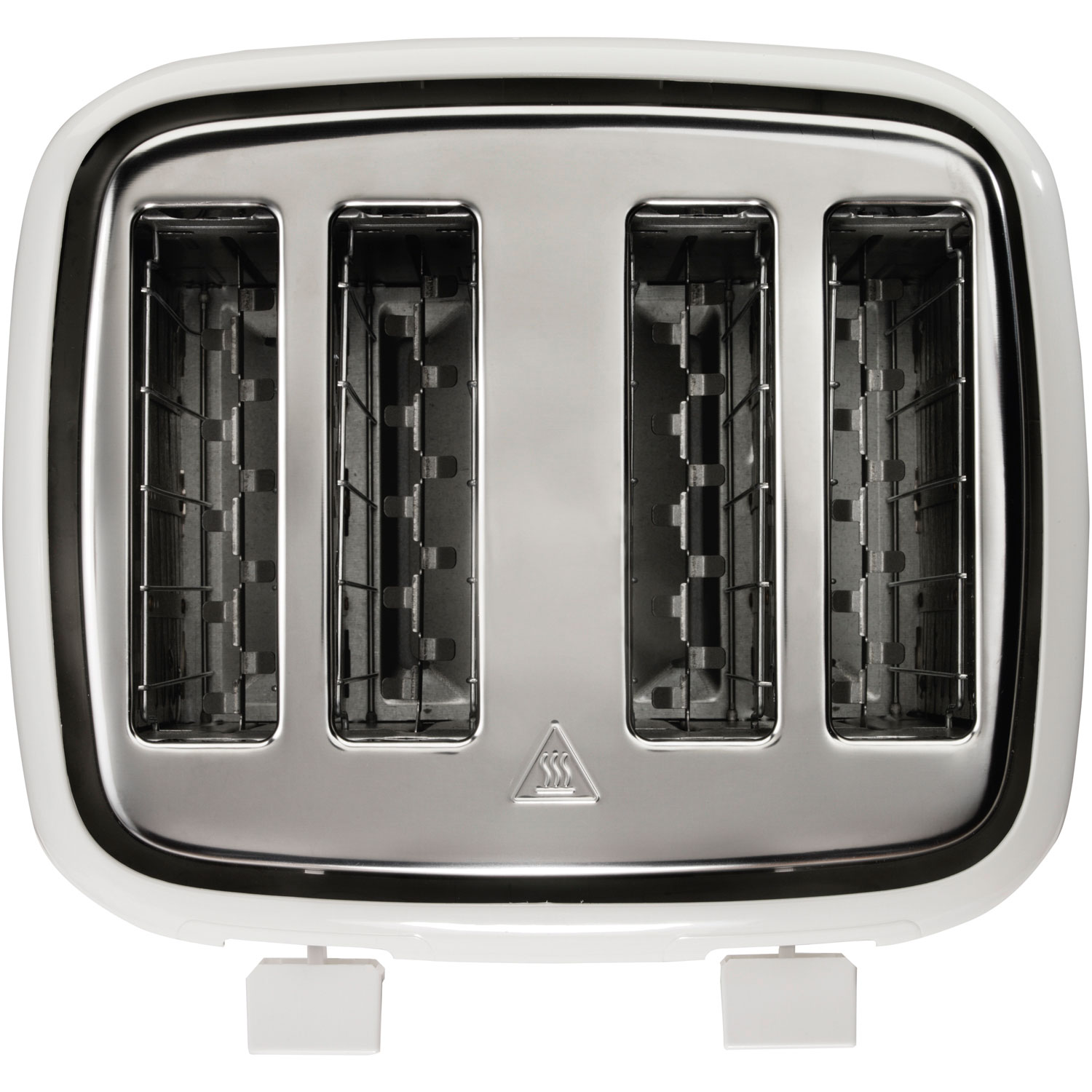 Durable Toaster 4-Slice (white)
