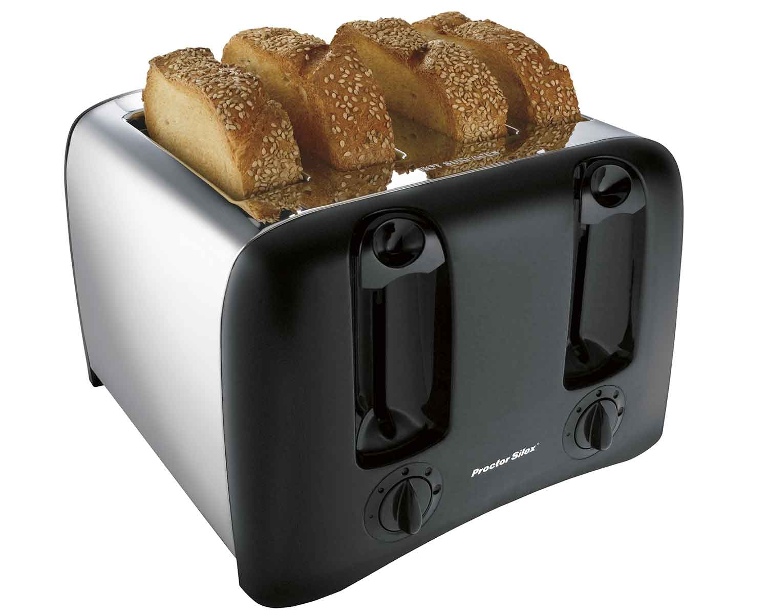 4-Slice Cool-Wall Toaster-24608Y