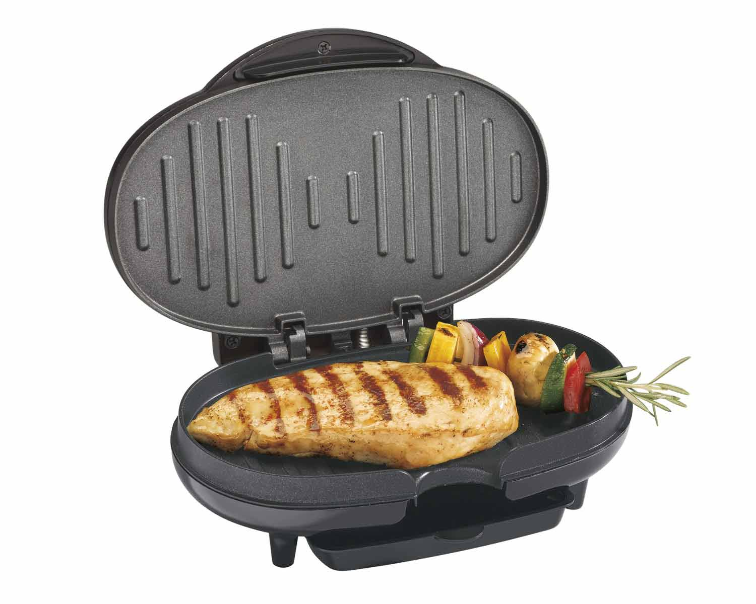 Compact Indoor Grill-25218P