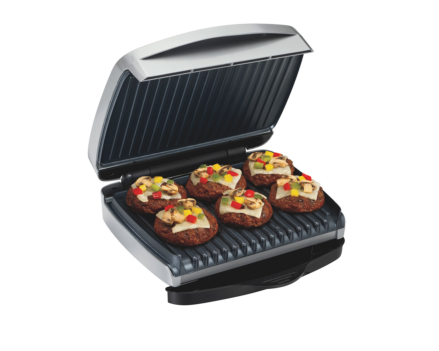 Indoor Grill with Removable Plates - 25336
