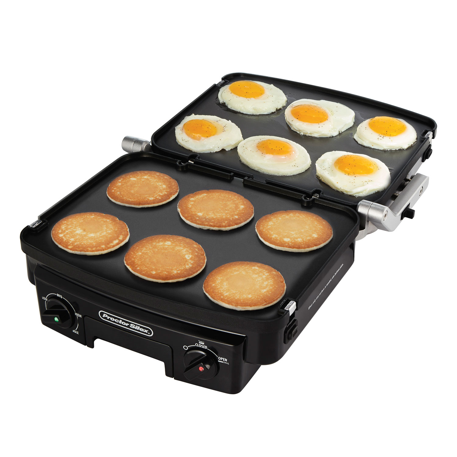 5-in-1 Grill/Griddle-25340