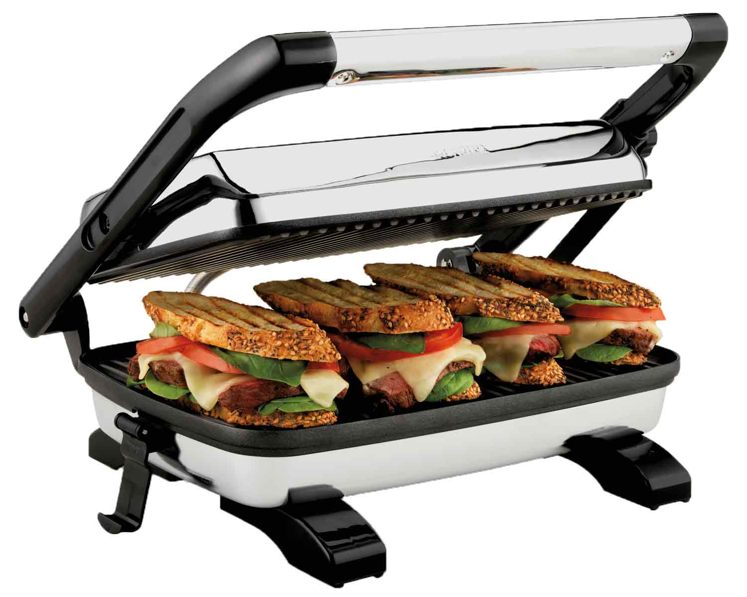 fill tower toaster kitchen maker b m products sandwich deep home