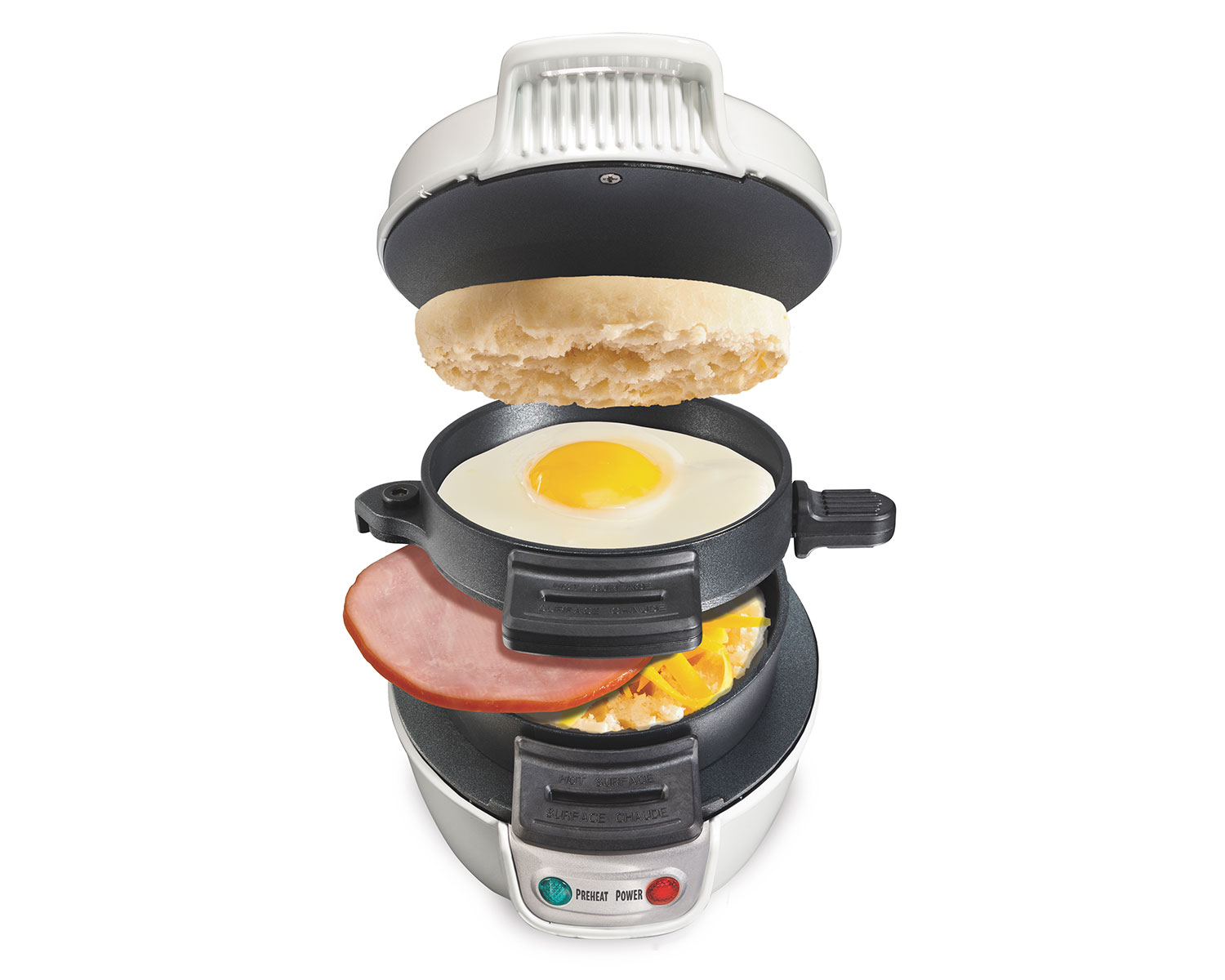 Breakfast Sandwich Maker-25479