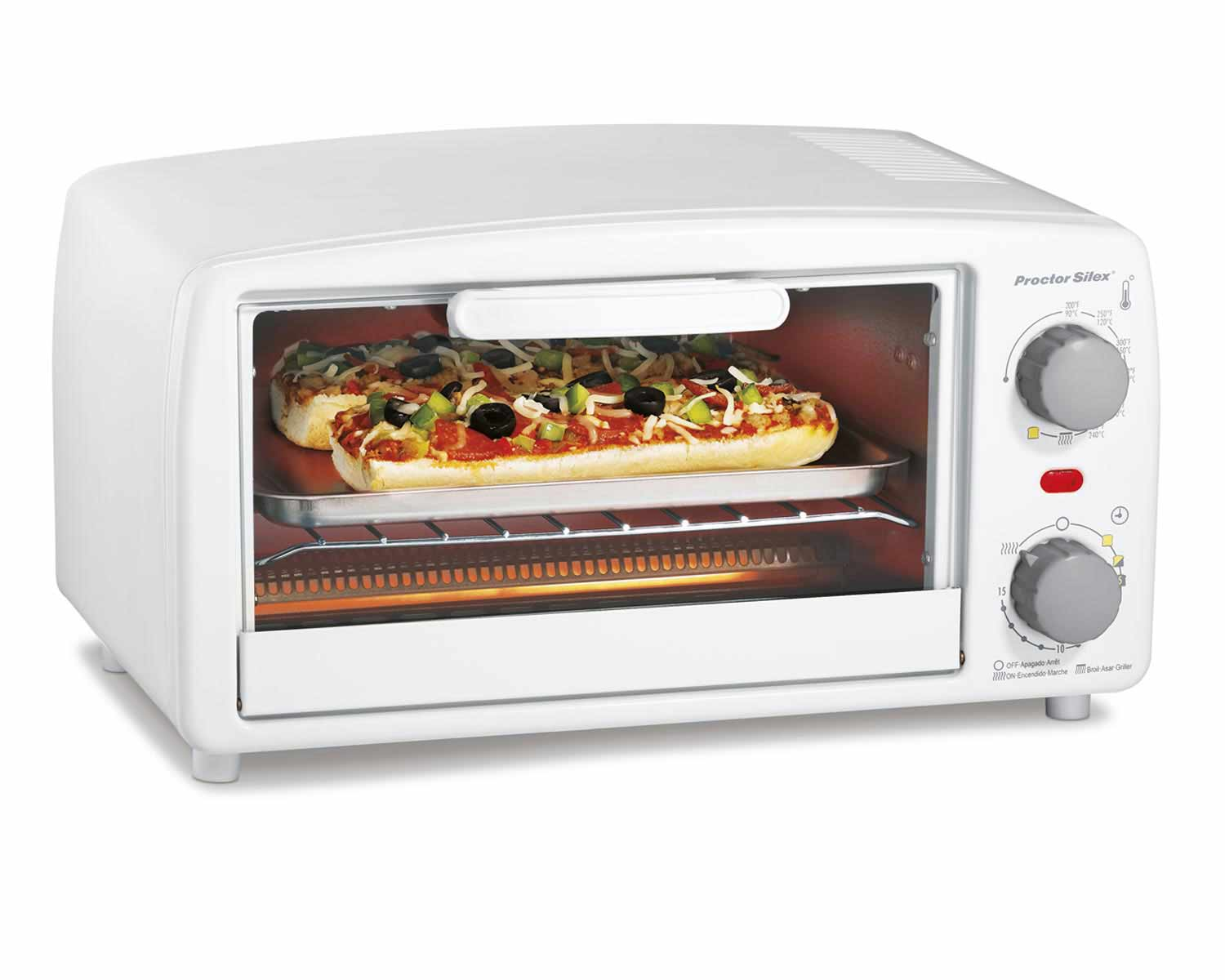 Extra-Large Toaster Oven Broiler