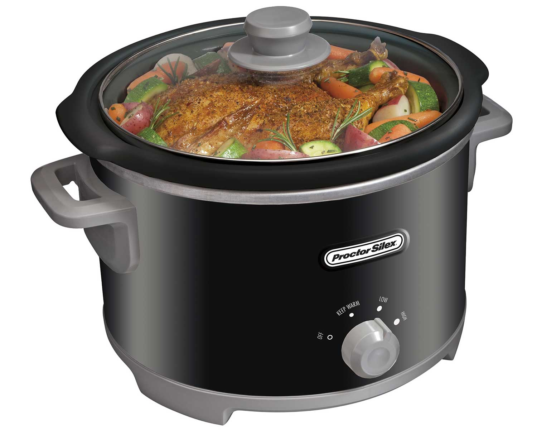 4 Quart Slow Cooker -33043