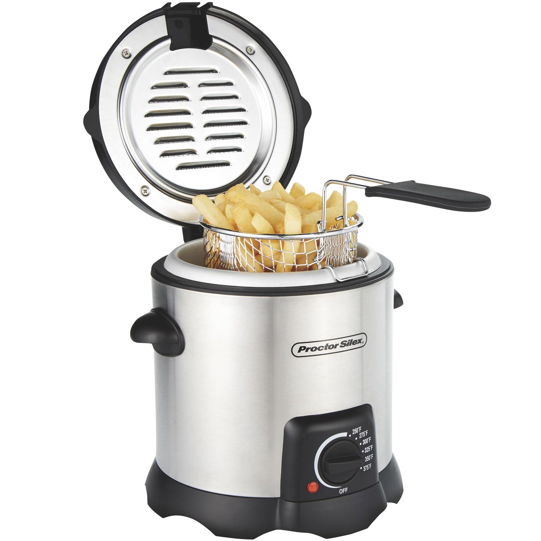 Deep Fryers - ProctorSilex.com