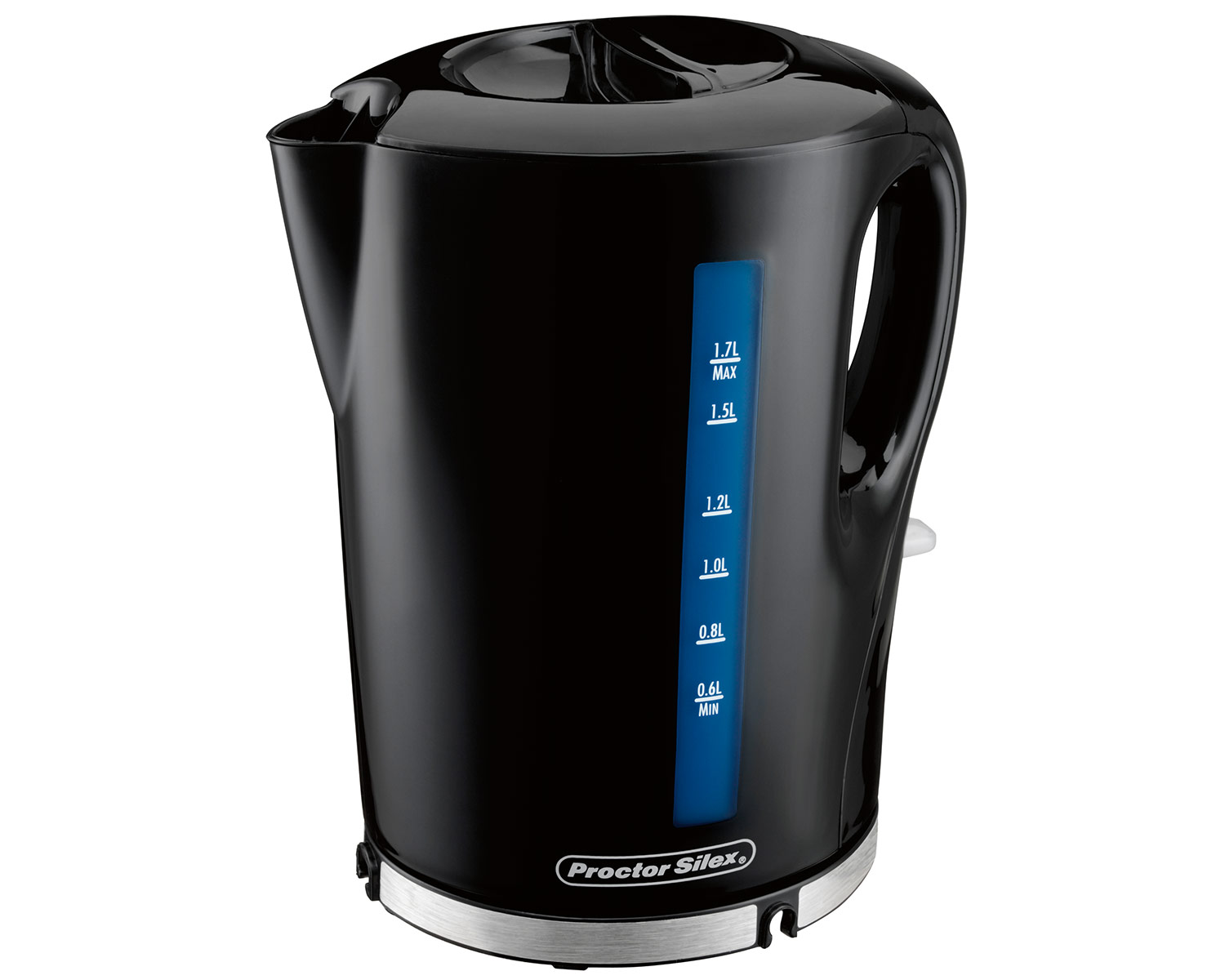 Cordless Electric Kettle (black)-41002 Small Size