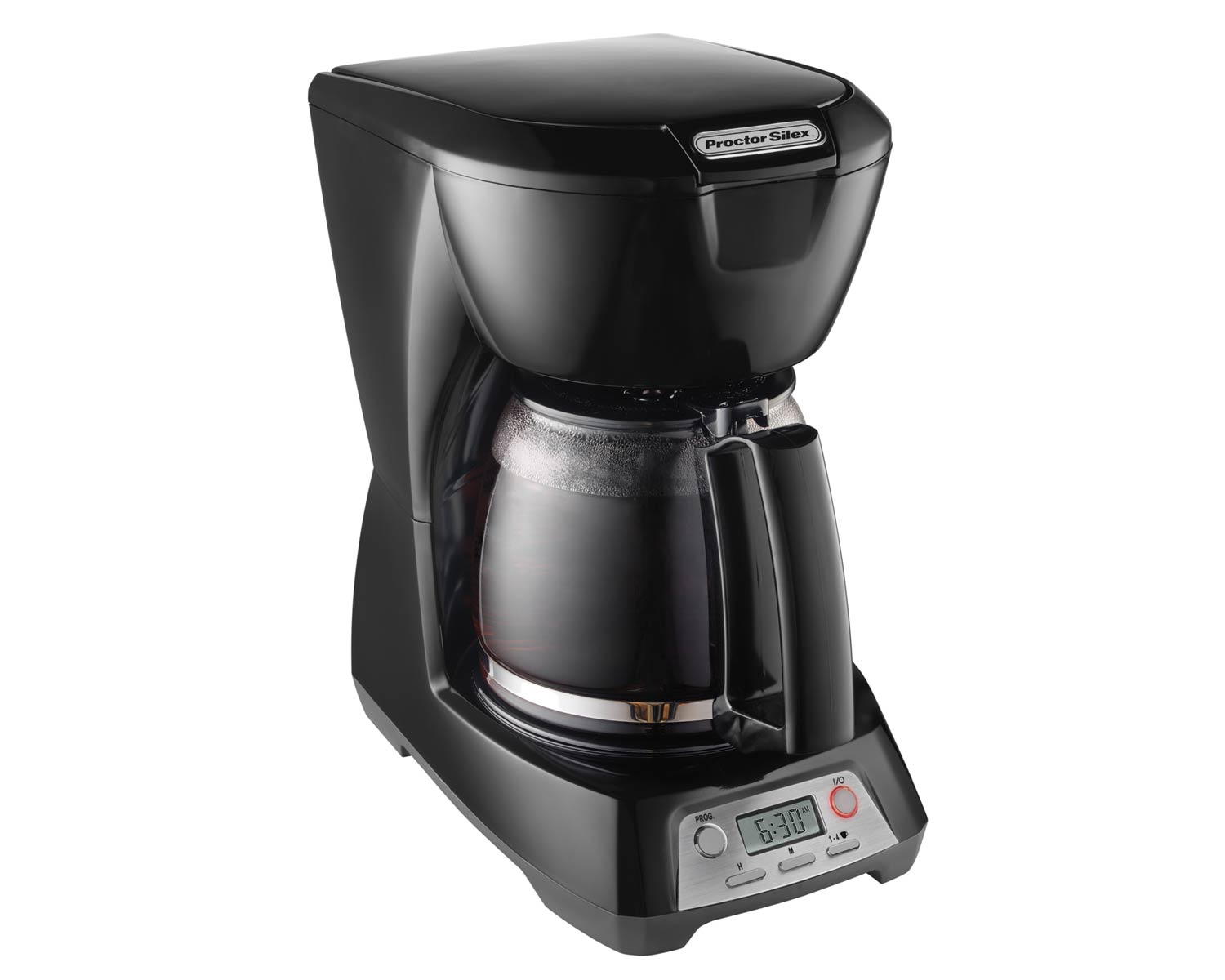 Programmable 12 Cup Coffee Maker (black)-43672