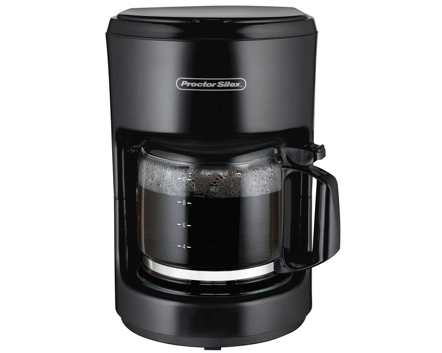 10 Cup Coffee Maker (black)-48351 Small Size