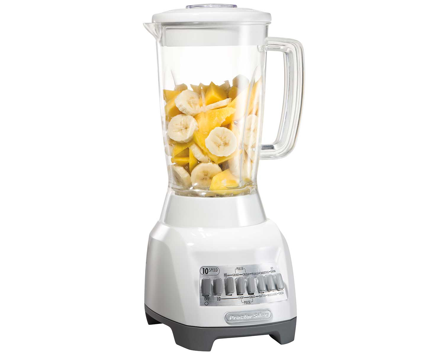 10 Speed Blender (white)-50124