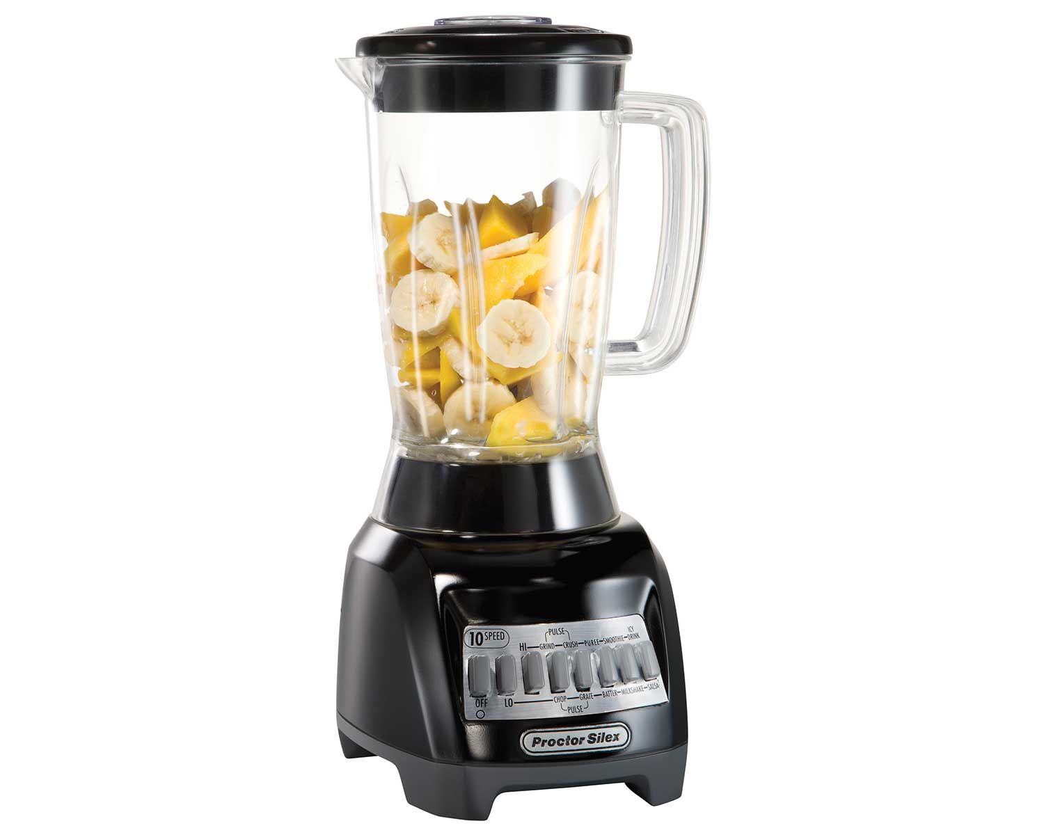 10 Speed Blender (black)-50127
