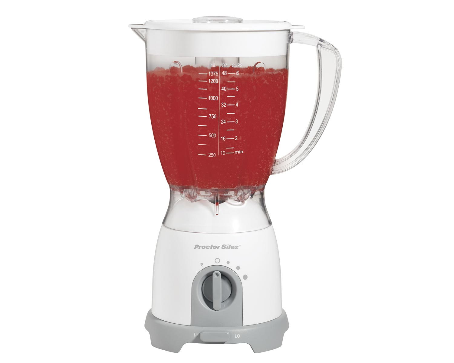 Space Saving Blender (white)-58130NY