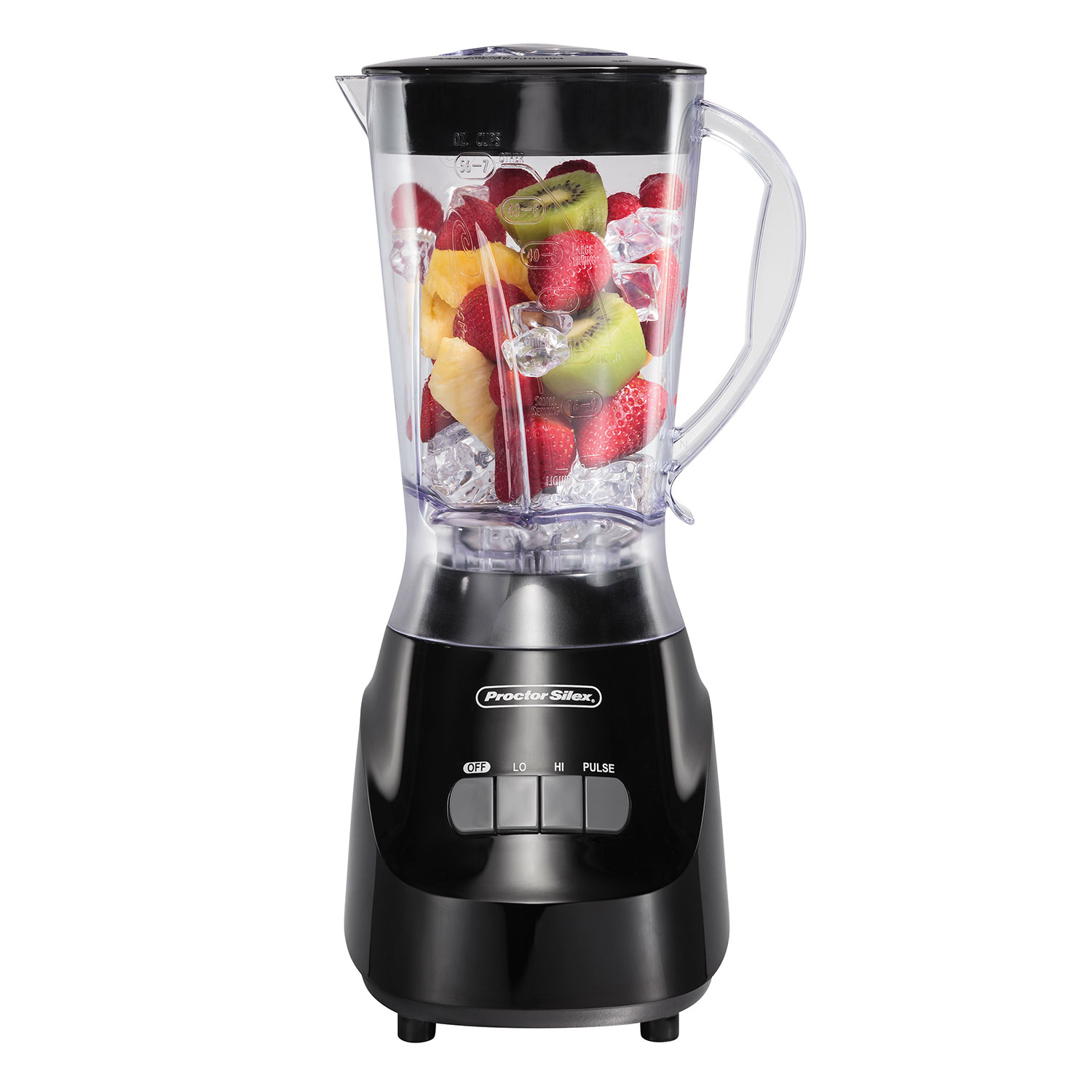 2 Speed + Pulse Blender (black) - 58137
