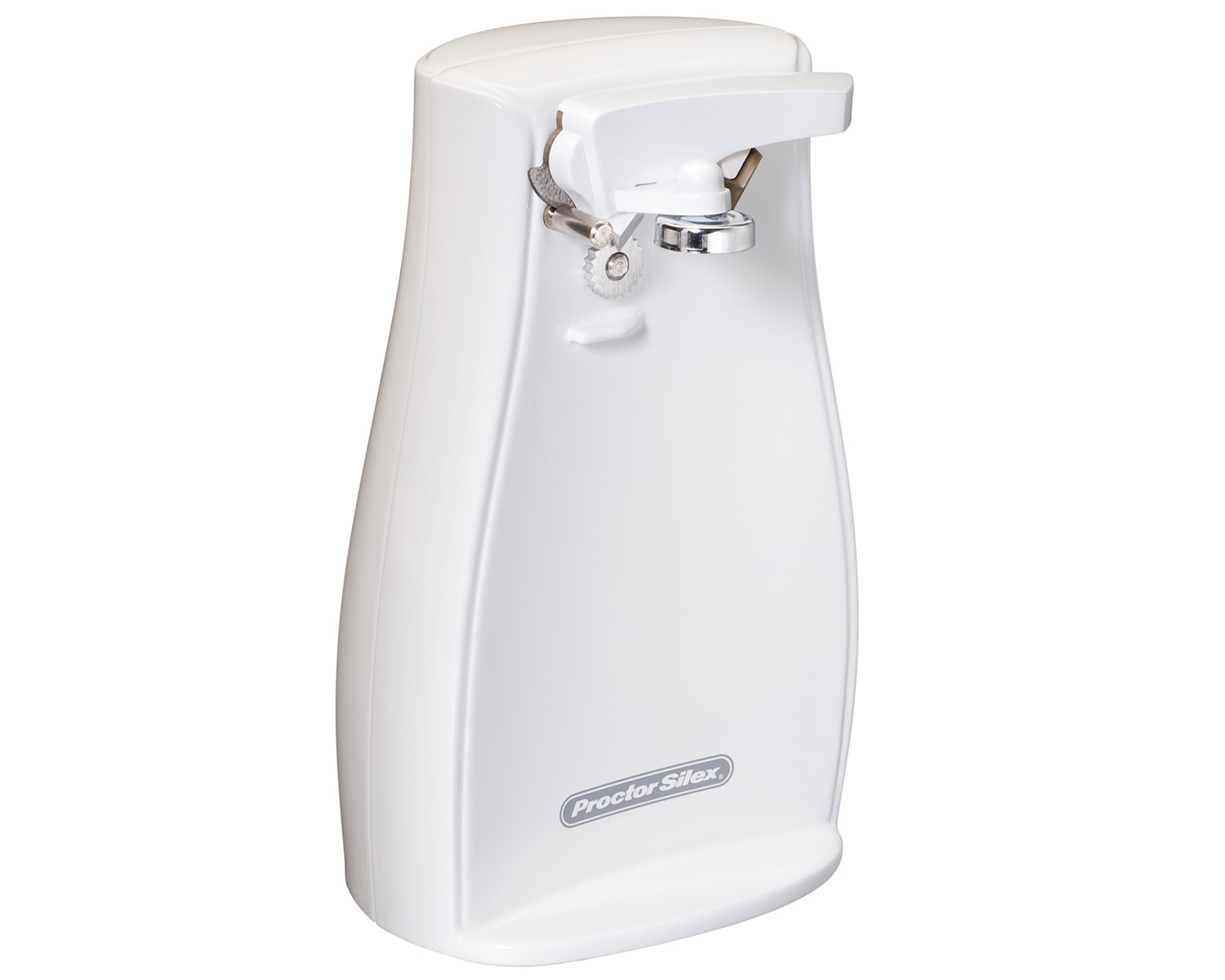 Power Opener™ Can Opener (white)-75224F Small Size