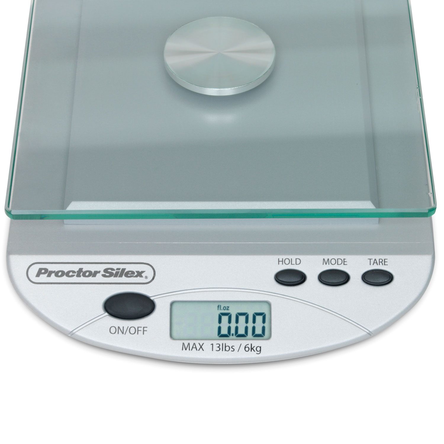 Digital Kitchen Scale - Model 86500 - ProctorSilex.com