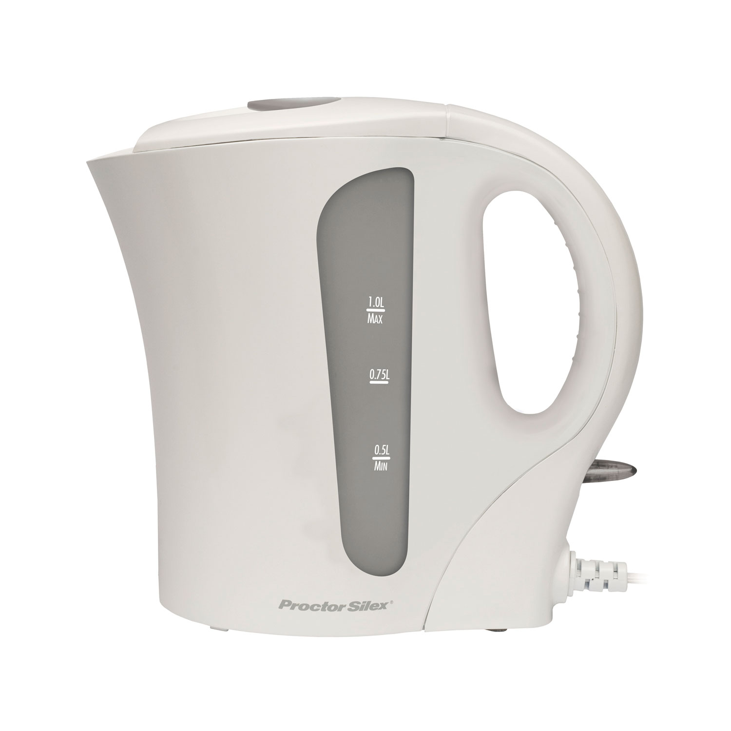 1 Liter Electric Kettle (white)-K2080