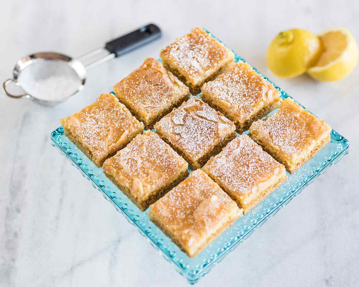 Lemon Chess Squares