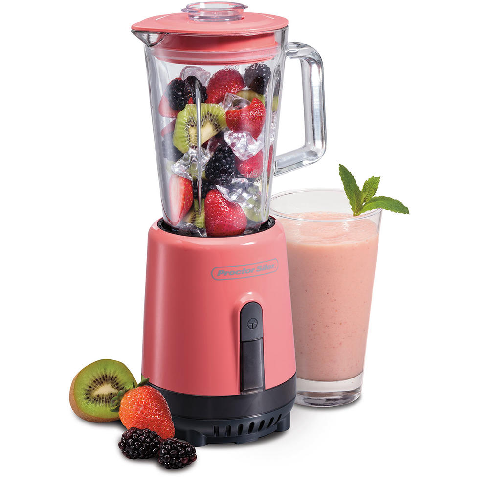Glass Compact Blender (coral) 51153A