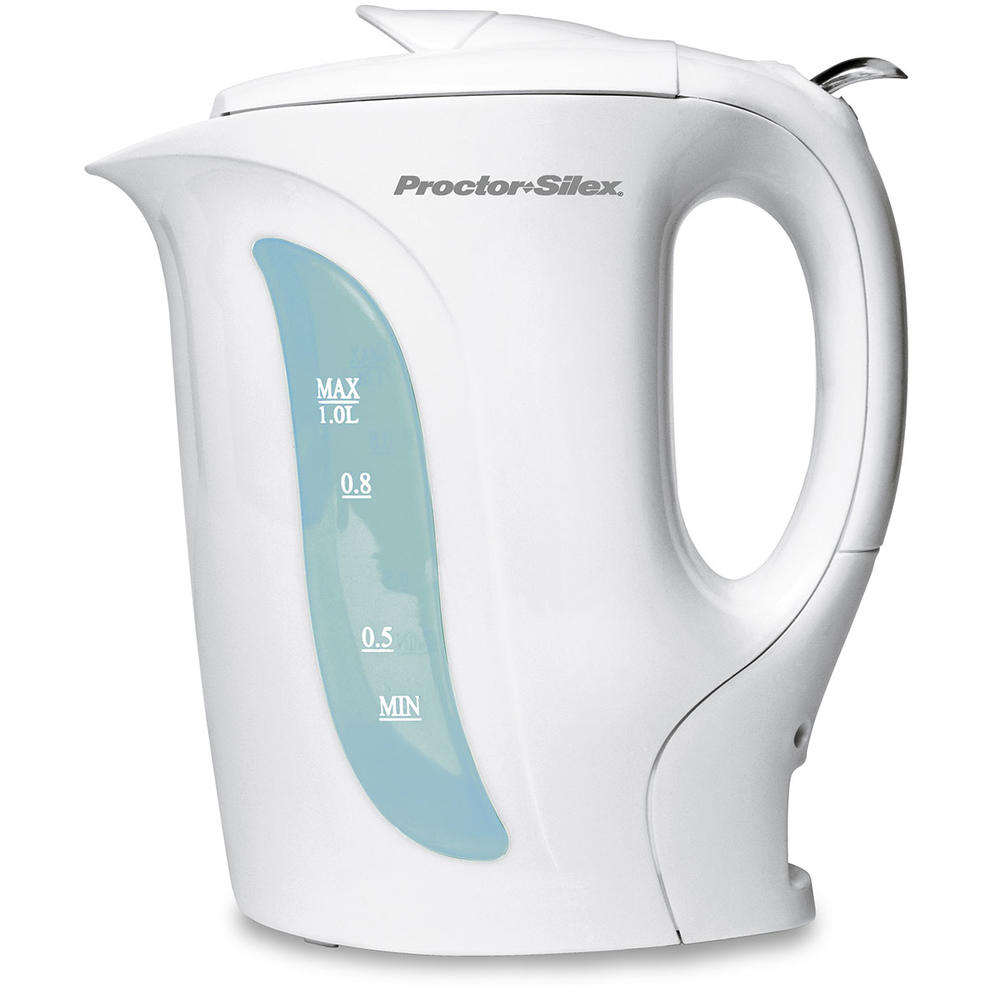 1 Liter Electric Kettle (white)-K2070Y